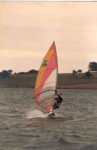 Universal Joint Menu >> The History of Windsurfing